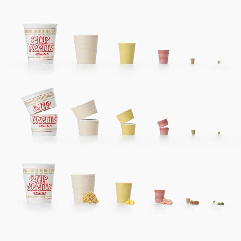 cupnoodles russian nesting dolls