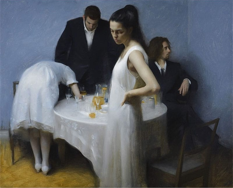 contemporary oil paintings