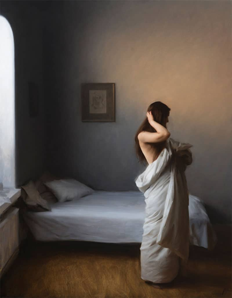 paintings of nick alm