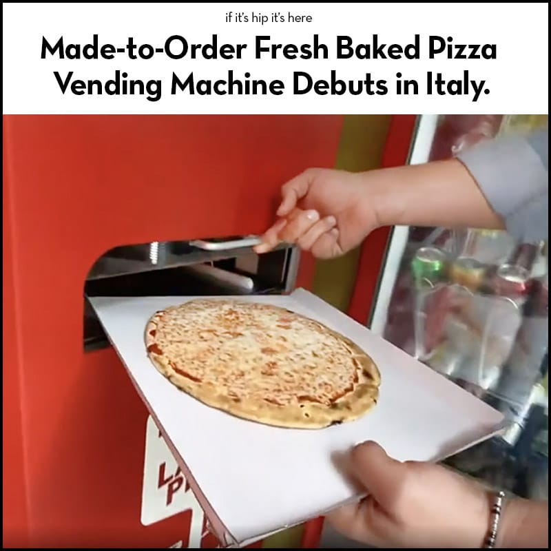pizza vending machines debut in italy