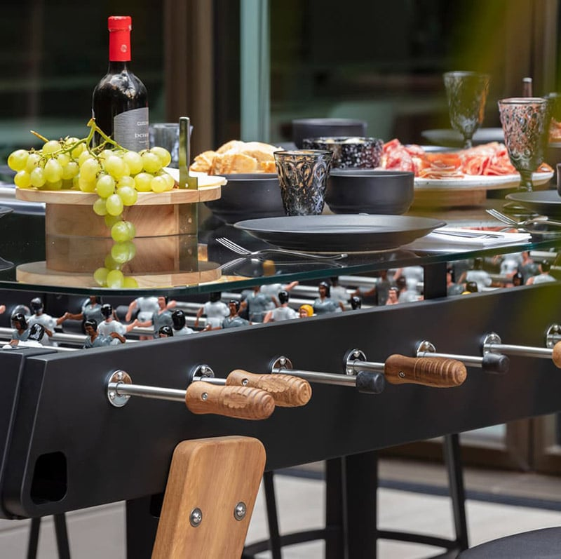RS barcelone Dining Foosball tables