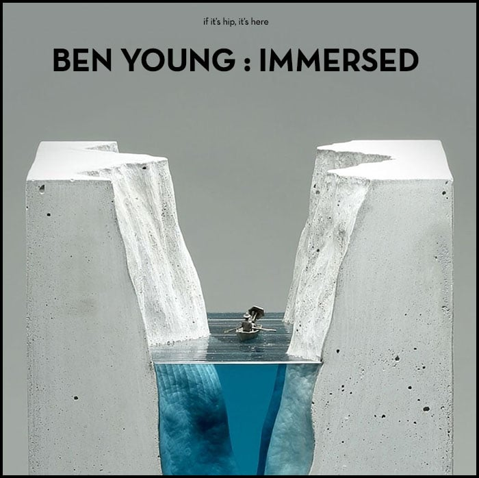 Read more about the article IMMERSED: Glass and Concrete Stories by Ben Young