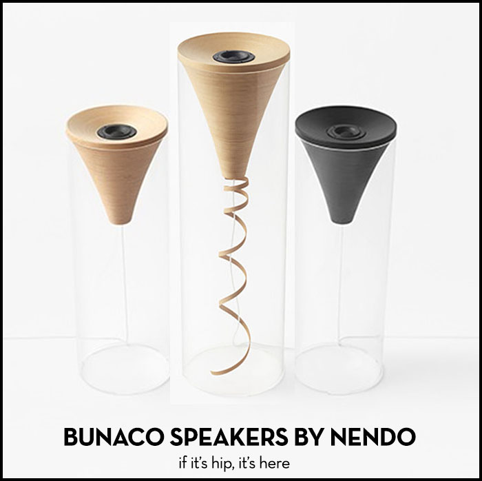 Read more about the article Bunaco. Beautiful Speakers Made of Beech Wood.