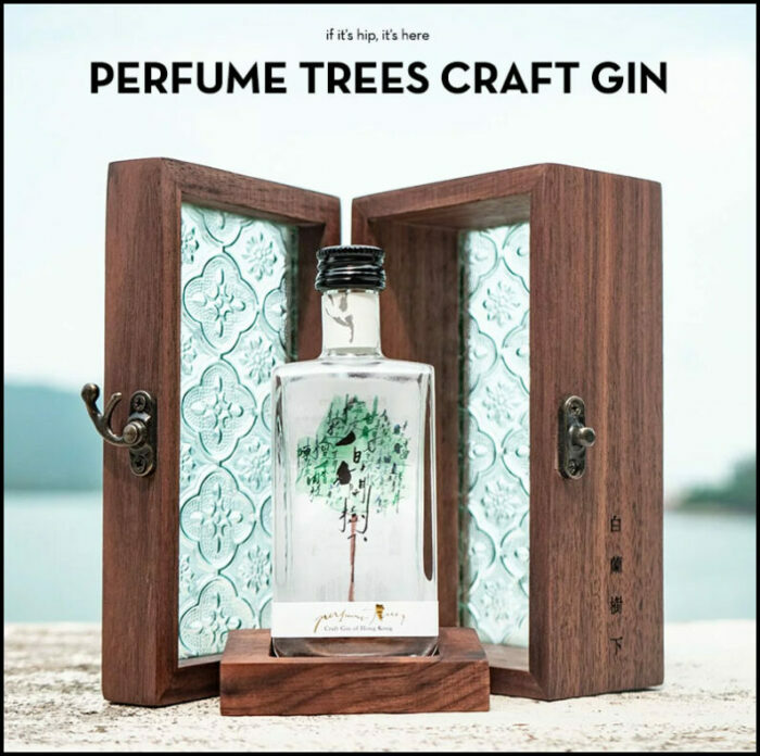 Read more about the article Perfume Trees Craft Gin Looks As Good As It Tastes.