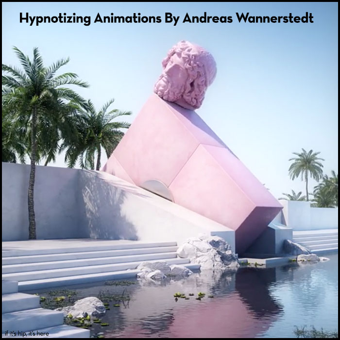 Read more about the article Hypnotizing Animations by Andreas Wannerstedt