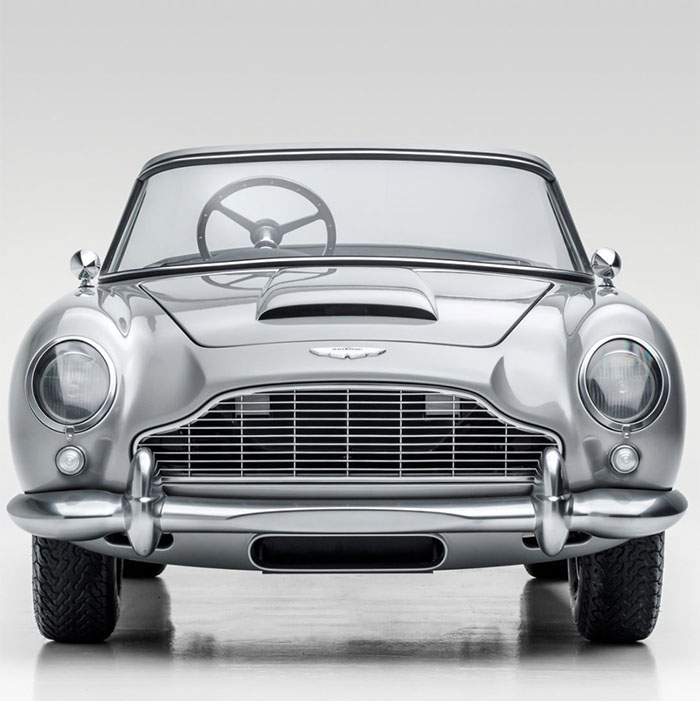 reproductions of classic cars in junior sizes