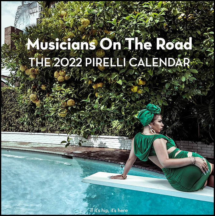 Read more about the article Bryan Adams Shoots Fellow Musicians for On The Road Pirelli Calendar