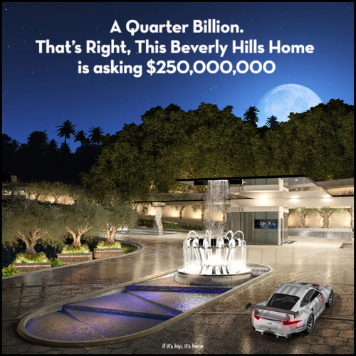 Read more about the article Outrageous Home With An Asking Price of a Quarter Billion Is Largest Permitted Property In LA.