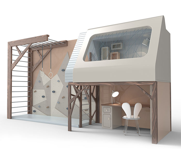 luxury playhouses for kids