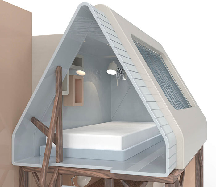 jungle book-inspired playhouse
