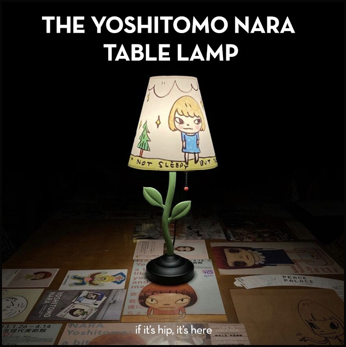 Read more about the article The Yoshitomo Nara Table Lamp and Where You Can Get It.