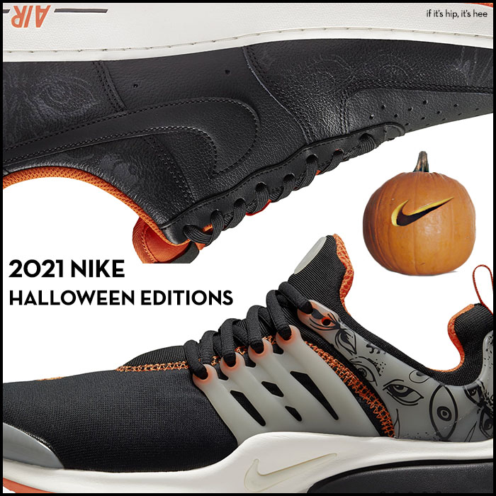 Read more about the article The 2021 Nike Halloween Sneakers Are Eyeballing You.