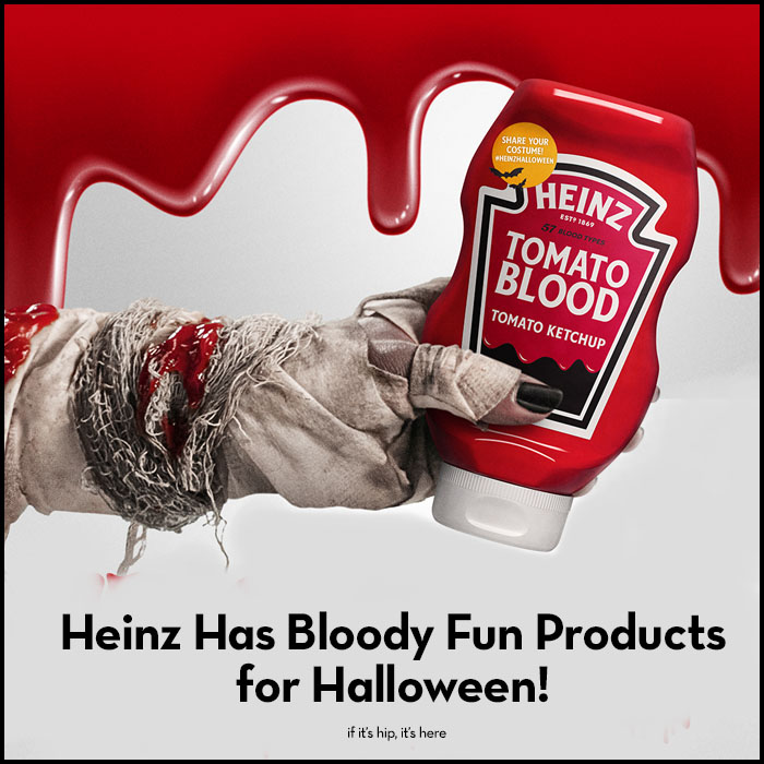 Read more about the article Heinz Has A Bloody Fun Idea for Halloween!