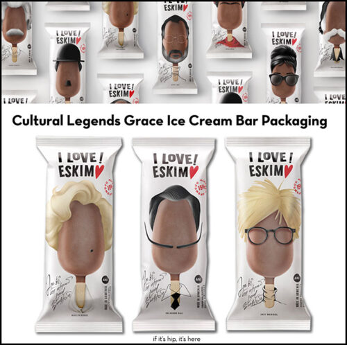 Read more about the article Cultural Legends Ice Cream Bar Packaging from Armenia's Backbone Branding