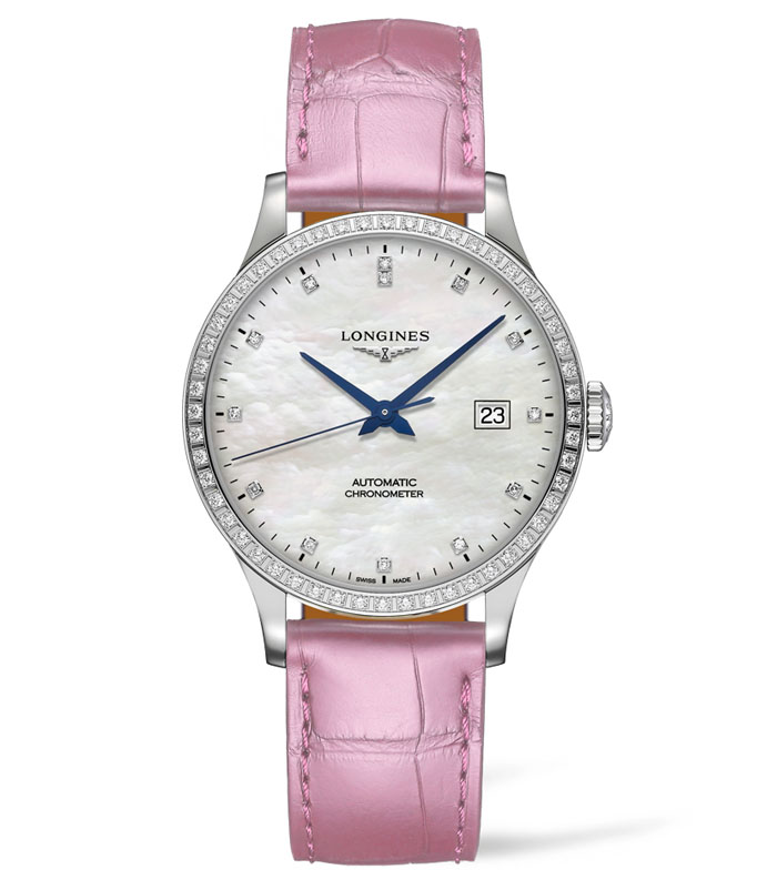 Longines watch for pink dial project