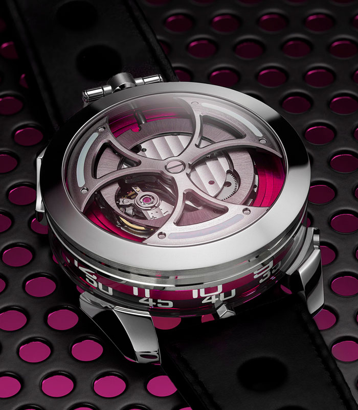 MB&F M.A.D.1 Pink Dial Project