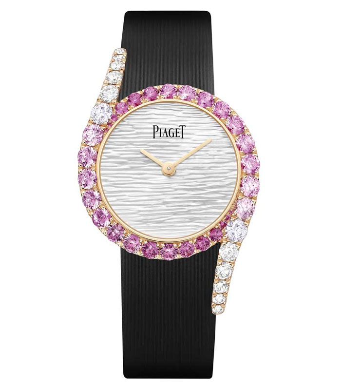 Piaget Limelight Gala for breast cancer auction