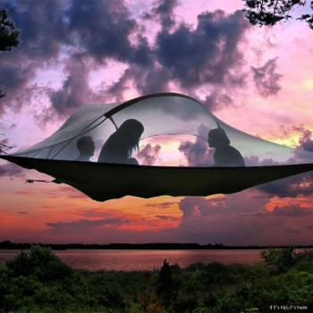 Tentsile Tree Tents Take Camping To A New Level