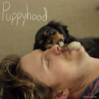 Puppyhood: 3.5 Minutes Of Dog-Bonding That Will Melt Your Heart.
