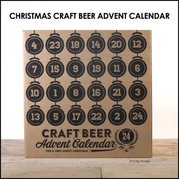 The Craft Beer Advent Calendar Is The Ultimate Christmas Countdown